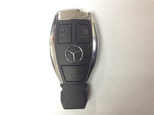 Mercedes BGA Remote