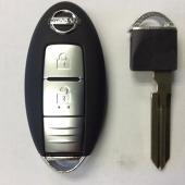 Nissan Juke 2 Button Smart Key